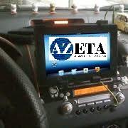 tablet in auto azeta